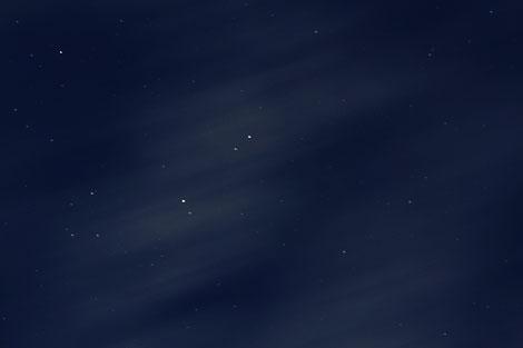 Starrycloudysky
